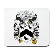Lawson Family Crest Mousepad