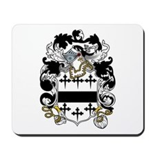 Layton Family Crest Mousepad