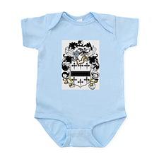 Layton Family Crest Infant Creeper