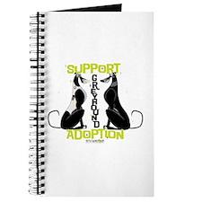 Support Greyhound Adoption Journal
