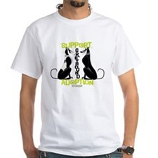 Support Greyhound Adoption Shirt