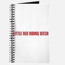 """Little Red Riding Bitch"" Journal"