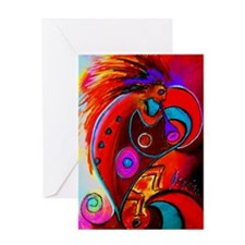 Funny Alchemic symbol Greeting Card