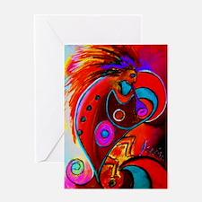 Cute Sedona Greeting Card