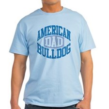 AMERICAN BULLDOG DAD T-Shirt