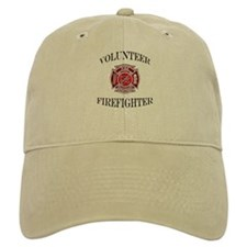 Volunteer Firefighter Baseball Cap