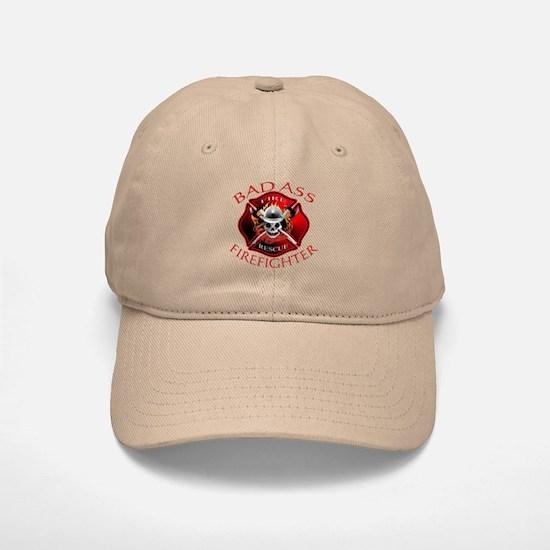 Bad Ass Firefighter Hat