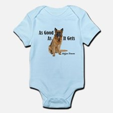 Good Belgian Tervuren Infant Bodysuit