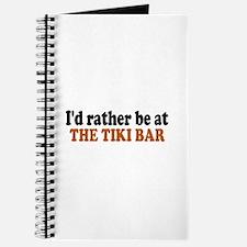 Tiki Bar Journal
