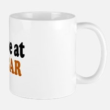 Tiki Bar Mug