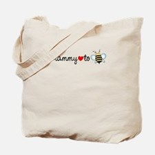 Grammy to Be Tote Bag