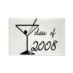 Class Of 2008 Rectangle Magnet (10 pack)