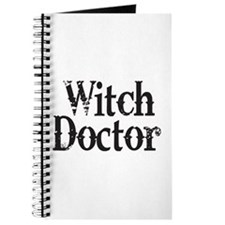 Witch Doctor Journal