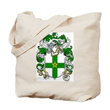 Lincolne Family Crest Tote Bag