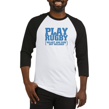 No Pads in Rugby Baseball Jersey