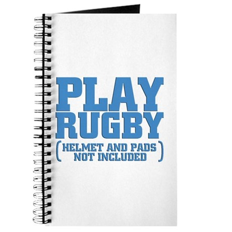 No Pads in Rugby Journal