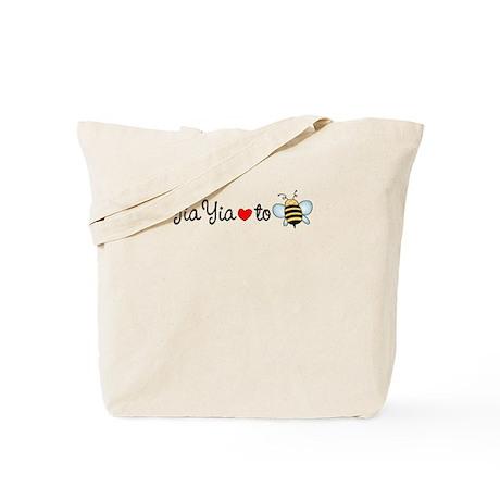 YiaYia to Be Tote Bag