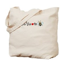 YiaYia to Be Tote Bag