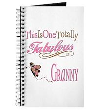 Fabulous Granny Journal