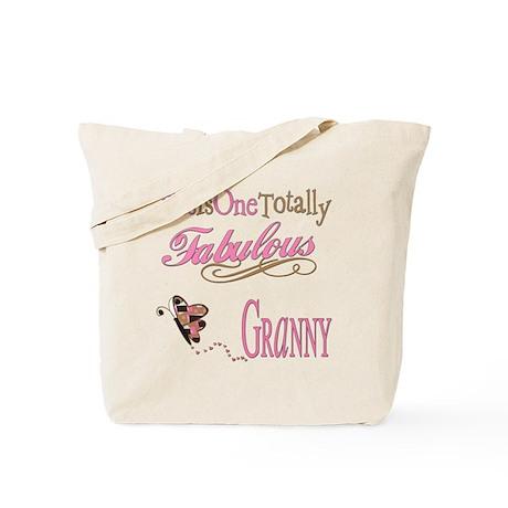 Fabulous Granny Tote Bag