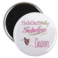 Fabulous Granny Magnet