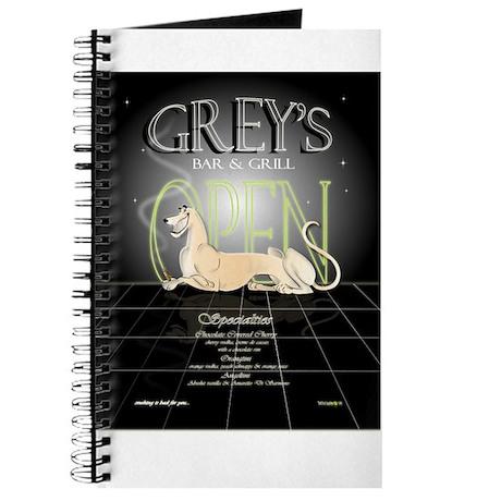 """Grey's Bar"" Journal"