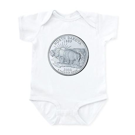 North Dakota Infant Bodysuit