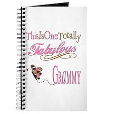 Fabulous Grammy Journal