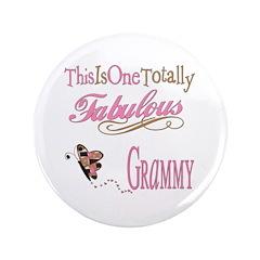"Fabulous Grammy 3.5"" Button"