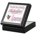 Fabulous Godmother Keepsake Box