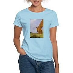 Horse Eating Hay T-Shirt