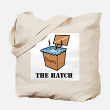 The Hatch Tote Bag