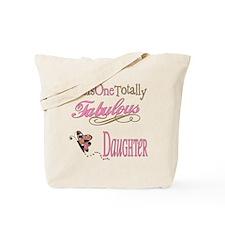 Fabulous Daughter Tote Bag
