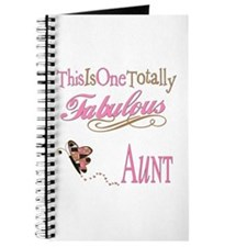 Fabulous Aunt Journal