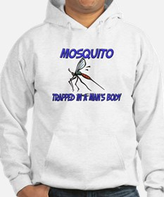 Mosquito Trapped In A Man's Body Hoodie