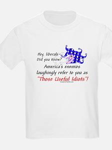 """Useful Idiots"" T-Shirt"