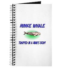 Minke Whale Trapped In A Man's Body Journal