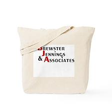 Brewster Jennings & AssoCIAtes Tote Bag