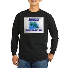 Manatee Trapped In A Man's Body T
