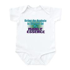 Manly Essence Infant Bodysuit