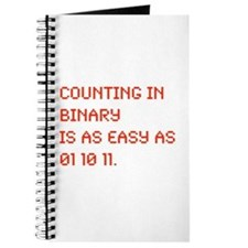 Counting in Binary Journal