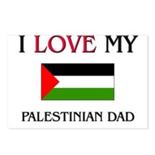 I Love My Palestinian Dad Postcards (Package of 8)