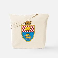 Beirut Coat Of Arms Tote Bag