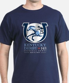 Official Kentucky Derby Logo 2017 T-Shirt