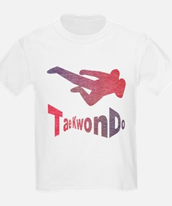 Tae Kwon Do V - Vintage T-Shirt