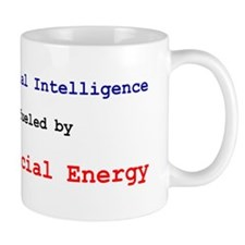 Intelligence Small Mug