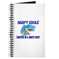 Harpy Eagle Trapped In A Man's Body Journal