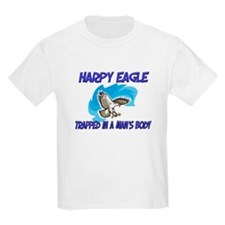 Harpy Eagle Trapped In A Man's Body T-Shirt