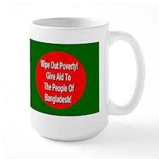 Aid To Bangladesh Mug