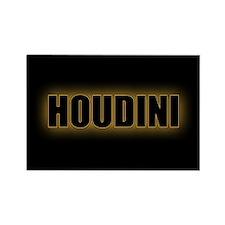 Houdini Magnet, Gold Glow